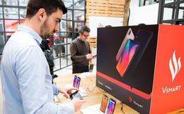 Vsmart kỳ vọng sẽ lọt top 5 smartphone tại Châu Âu trong vòng 1 - 2 năm tới