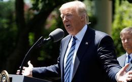 """Ông Trump: """"Nếu không do FED, kinh tế Mỹ tăng trên 4%"""""""
