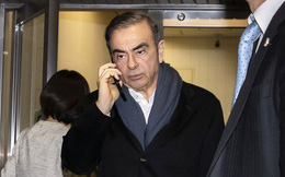 """Đãi ngộ """"khủng"""" dành cho cựu chủ tịch Nissan trước khi bị bắt"""