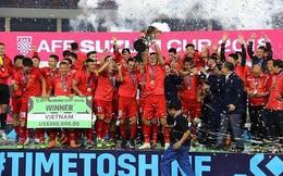 Hành trình 24 năm 'phá dớp' sợ Thái Lan của bóng đá Việt Nam