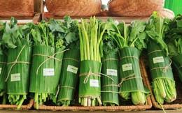 Sau Chiang Mai, các cửa hàng rau ở Việt Nam cũng bắt đầu chiến dịch hạn chế túi nilon