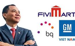Hé lộ số tiền Vingroup đã chi cho các thương vụ mua lại GM Việt Nam và hãng điện thoại Tây Ban Nha