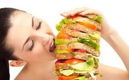 Ăn nhiều thức ăn nhanh: Nhanh mắc bệnh