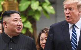 Hé lộ bí mật về tờ giấy ông Trump trao ông Kim Jong Un ở thượng đỉnh Hà Nội