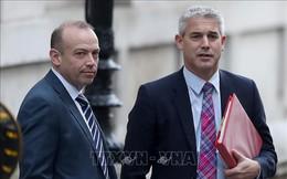Thứ trưởng phụ trách Brexit của Anh từ chức