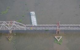 """Ngắm cây cầu bằng thép Eiffel hơn 100 tuổi ở Sài Gòn trước ngày """"khai tử"""", kinh phí tháo dỡ tốn 14,8 tỷ đồng"""