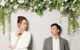 Doanh nhân Nguyễn Quốc Cường chính thức tiết lộ ảnh cưới với Đàm Thu Trang cùng lời nhắn gửi cực tình cảm