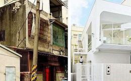 Ngôi nhà xập xệ 40 năm tuổi 'lột xác' thành không gian sống lý tưởng