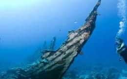 Cận cảnh những xác tàu và máy bay dưới đáy đại dương