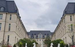 Cận cảnh khu trụ sở 2 tỷ USD mang phong cách châu Âu của Huawei