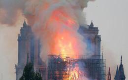 Cháy Nhà thờ Đức Bà ở Paris: Vì sao không thể chữa cháy từ trên không?