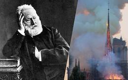 188 năm trước, Victor Hugo đã 'dự báo' về vụ cháy Nhà thờ Đức Bà Paris