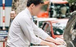 Trụ nước sạch miễn phí xuất hiện ở Hà Nội: Người thích thú, người lầm tưởng là... bồn rửa tay