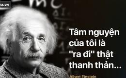 Bi kịch cuối đời của Einstein: Thế giới nợ ông lời xin lỗi chân thành!