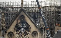 Điều tra nguyên nhân hỏa hoạn Nhà thờ Đức Bà Paris:Tiết lộ thêm nhiều manh mối mới