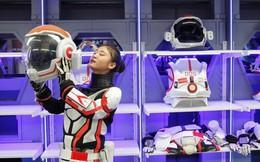Trạm sao Hỏa 1.400 tỷ của Trung Quốc tại sa mạc Gobi chính thức mở cửa để người dân vào chơi