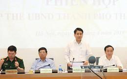 Hà Nội thông qua Dự thảo điều chỉnh địa giới hành chính 3 quận Cầu Giấy, Bắc Từ Liêm, Nam Từ Liêm