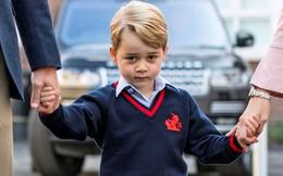 Hé lộ một loạt chi tiết bất ngờ về Hoàng tử bé George, đằng sau vẻ ngoài ít nói, nhút nhát, là một cậu bé hoàn toàn khác biệt