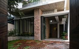 [Ảnh] Thiết kế đặc biệt giúp ngôi nhà ở TP HCM chống lại nắng nóng