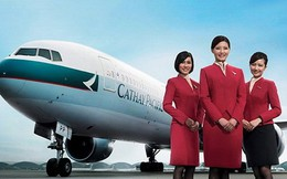 Cathay Pacific trừng phạt tiếp viên vì ăn cắp rượu, kem và nhiều đồ dùng trên máy bay