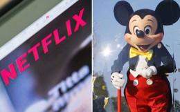 """So sánh cặp """"kỳ phùng địch thủ"""" mới Disney và Netflix"""