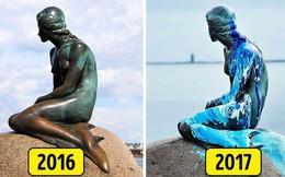 Chỉ trong vòng 5 năm, 7 điểm du lịch nổi tiếng thế giới này đã không còn vẹn nguyên như ban đầu