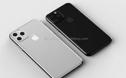 iPhone XI và iPhone XI Max sẽ dày hơn một chút so với đời trước, nút tắt âm được thiết kế lại