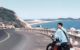 """9x cùng câu chuyện độc hành xuyên Việt trên chiếc xe máy: """"Đi thôi, để thấy Việt Nam mình thực sự xinh đẹp""""!"""