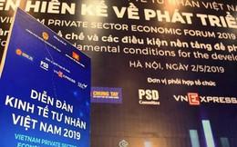 """""""Sếu đầu đàn"""" Vingroup, Thaco... hiến kế gì để phát triển kinh tế tư nhân?"""