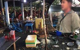 Sau khi đánh khách đổ máu vì thắc mắc hủ tiếu 100.000 đồng/tô, quán ăn ở Long An bị người lạ đến đập phá