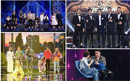 VTV dừng phát sóng các chương trình giải trí, phim truyện trong 2 ngày Quốc tang
