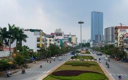 Hà Nội tiếp tục xén dải phân cách mở rộng đường
