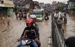 Jakarta chìm nhanh nhất thế giới, TP HCM đứng thứ 3, biến đổi khí hậu đáng sợ hơn rất nhiều so với chúng ta tưởng tượng