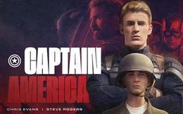 Dù là Captain America hay chỉ là một Steve Rogers, anh đã sống như một người đàn ông chân chính!