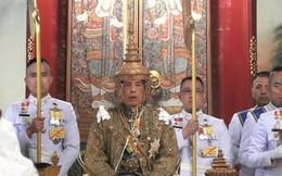 Toàn cảnh lễ đăng quang của Nhà vua Thái Lan Rama X