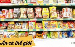 """Cửa hàng tiện lợi ở Hàn Quốc được yêu thích đến mức dân tình gợi ý những """"đặc sản"""" mà du khách không thể bỏ qua"""