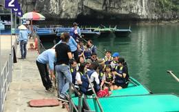 Chèo đò thu tiền tỷ trên vịnh Hạ Long: Chính quyền nói gì?