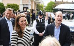 Phản ứng đầy bất ngờ của vợ chồng Công nương Kate khi được hỏi về em bé Sussex, sau một loạt nghi vấn mâu thuẫn, xích mích với em dâu Meghan