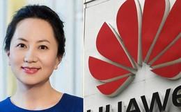 Giám đốc tài chính Huawei Mạnh Vãn Chu trình diện tại tòa án Canada