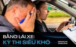 Thi lấy bằng ô tô tại một số nước trên thế giới: Lái cực thạo may ra mới đỗ, một lỗi ẩu là học lại từ đầu!