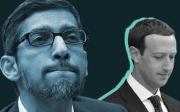 Quyền riêng tư: Facebook chỉ biết nói mồm trong khi Google mới là người làm thật