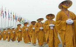 Hội trường sức chứa 3.000 người chùa Tam Chúc sẵn sàng cho giờ khai mạc Vesak