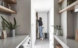 Căn hộ của cô gái độc thân chỉ 17.6m² mà ngỡ như 76m² với cách thiết kế thông minh
