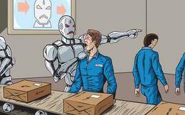 Amazon triển khai máy đóng hàng: nhanh gấp 5 người, 2 máy thay được 24 nhân sự, hoàn vốn sau 2 năm, giá 1 triệu đô/máy