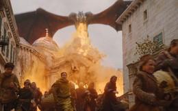 Hơn 3.500 cặp cha mẹ phải hối hận vô cùng sau khi tập 5 Game of Thrones mùa cuối lên sóng