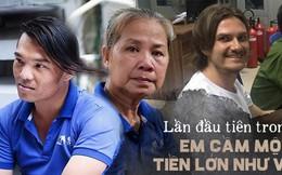 """Nhặt được 7.400 USD trong bao rác, hai mẹ con lao công ở Sài Gòn trả lại cho khách Tây: """"Em muốn sống bằng chính đồng tiền mình tạo ra"""""""