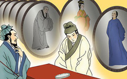 Khách lạ ghé thăm trong đêm và cho chủ nhà xem 9 hòm gương, hôm sau điều bất ngờ xuất hiện