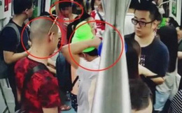 """3 thanh niên xộ khám vì làm video prank bằng cách hét lên """"CÓ MÌN!"""" trong tàu điện ngầm"""