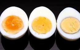 Bảng thời gian luộc trứng theo nhu cầu khẩu vị: Xem đồng hồ để luộc trứng ngon như ý