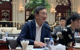"""Nhà sáng lập Huawei: """"Người nhà tôi vẫn thích sử dụng iPhone và các thiết bị của Apple"""""""